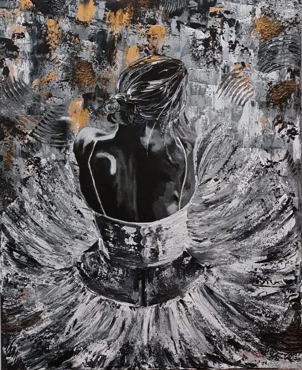 Danseuse du Ballet réalisé par Katarzyna Boduch - Kate_Art