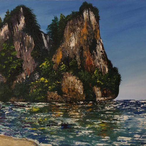 Roch Island signé Kate_Art
