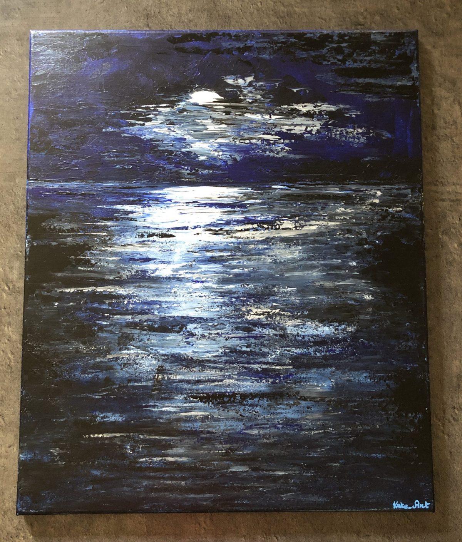 La nuit sur l'Océan