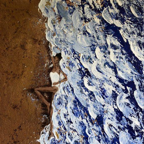 A marée haute signé Kate_Art de Katarzyna Boduch