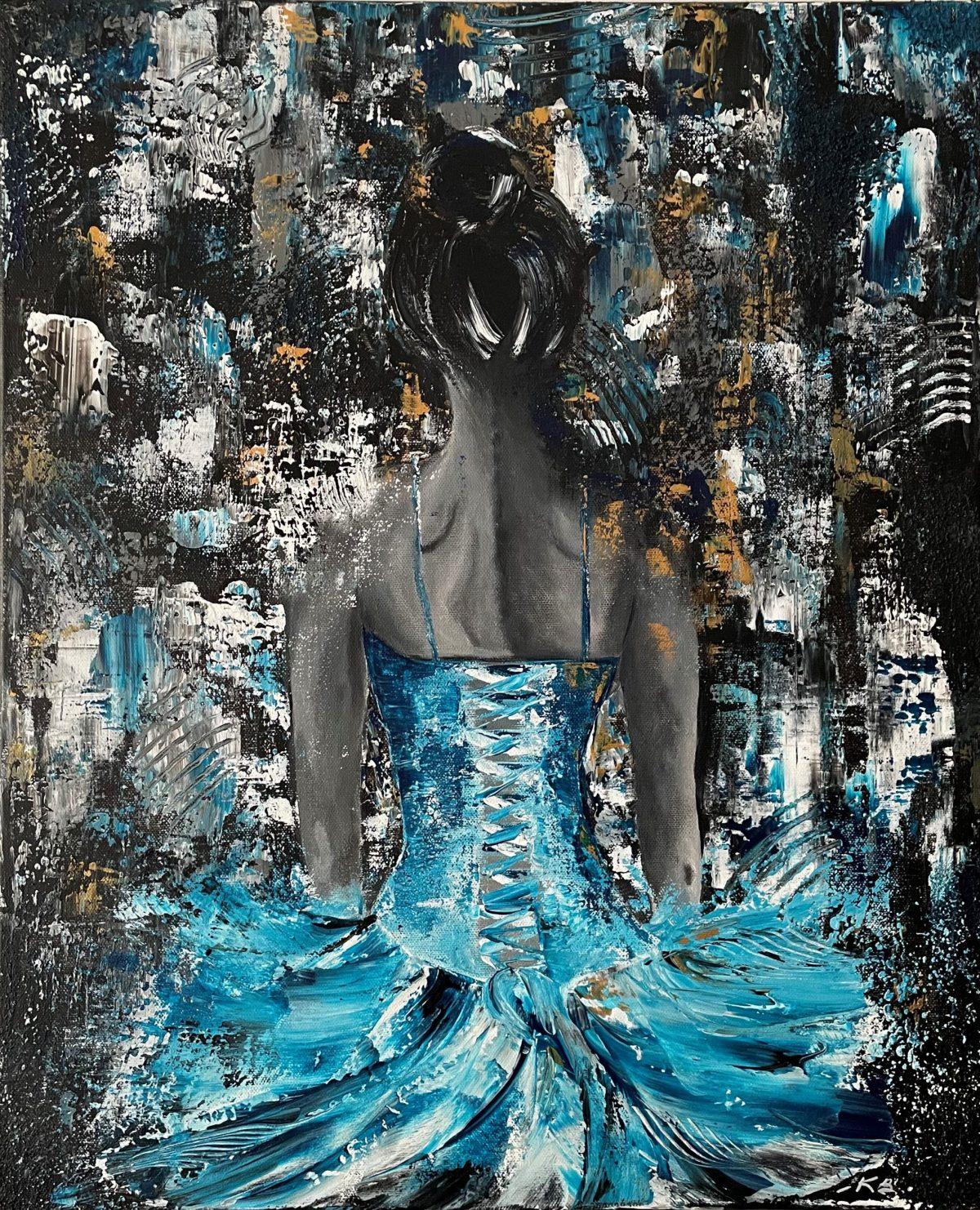 Danseuse classique - Kate Art - Auteur Katarzyna BODUCH